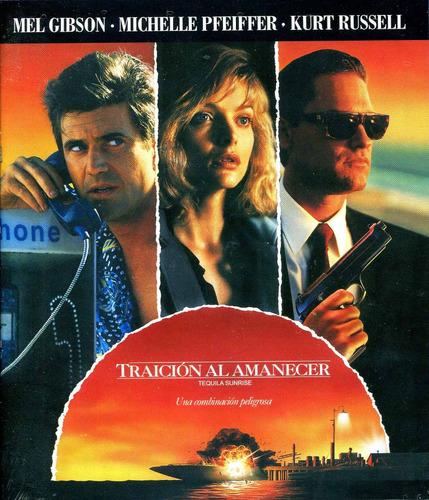 Bluray Traicion Al Amanecer ( Tequila Sunrise ) 1988 - Rober