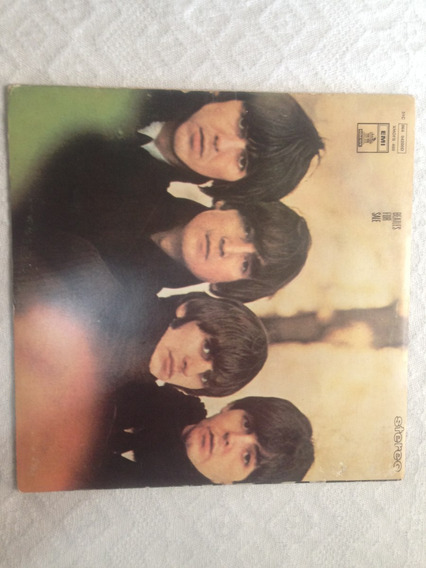 Lp Vinil - The Beatles - Beatles For Sale 1963 Ótimo!!