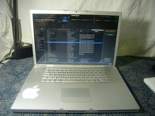 Cambio Macbook Pro 17 Pulgadas A1151