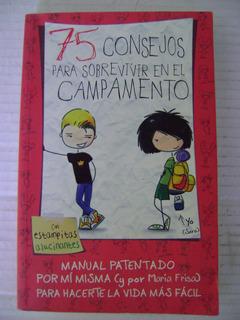 75 Consejos Para Sobrevivir En El Campamento. (juvenil)