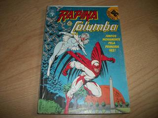 Dc Especial Nº 3 - Rapina E Columba - Ed. Abril
