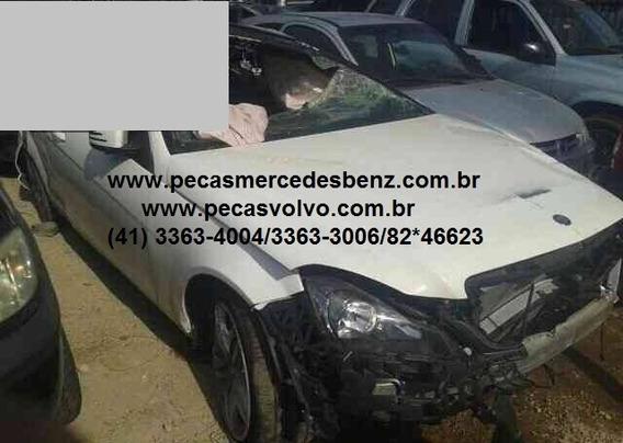 Mercedes C180 C200 C250 Cgi Turbo Coupe/motor/cambio/vidros