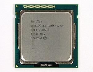 Pentium Dualcore G2020 Socket 1155 2,9 Ghz Oem Com Garantia!