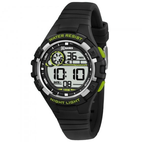 Relógio Xgames Xkppd012 Bxpx Unissex Masc Preto - Refinado