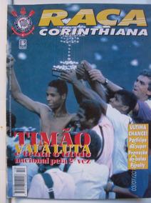 Revista Raça Corintiana N 10 Ano 1 Timão Vai A Luta Titulo