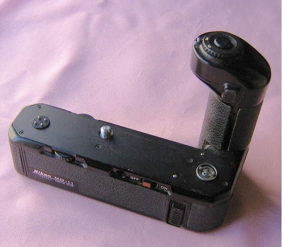 Grip Camera Nikon Md 11 Estado Otimo Funcina Perfeitamente