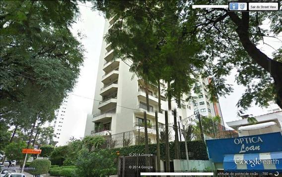 53-apto Alto Da Boa Vista: 4suites,varanda,adega,sala De Est