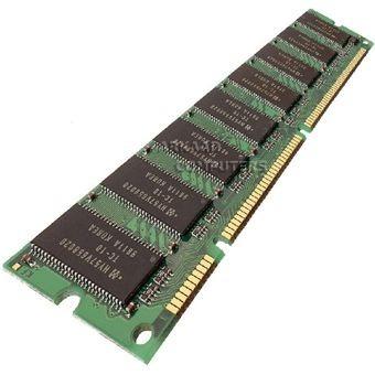 Memoria Dimm 128 Megas Pc133 Colocada Centro