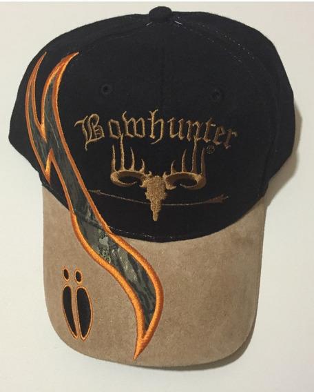 Gorra Bowhunter Skull Gear