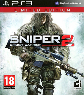 Sniper Ghost Warrior 2 Ps3 Digital Gcp