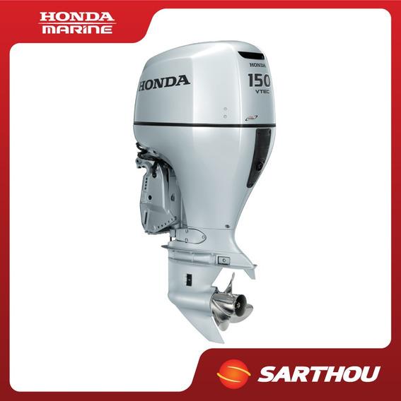 Motor Honda Fuera De Borda Bf 150 Hp Pata Larga 4t 0km