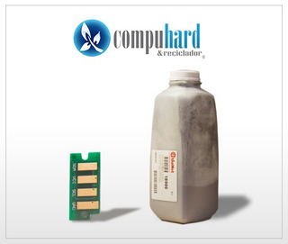 Kit De Recarga Polvo Y Chip Xerox 3610 Para 14k