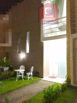 Casa Duplex Residencial À Venda, Parque Das Nações , Parnamirim. V2032 - Codigo: Ca0112 - Ca0112