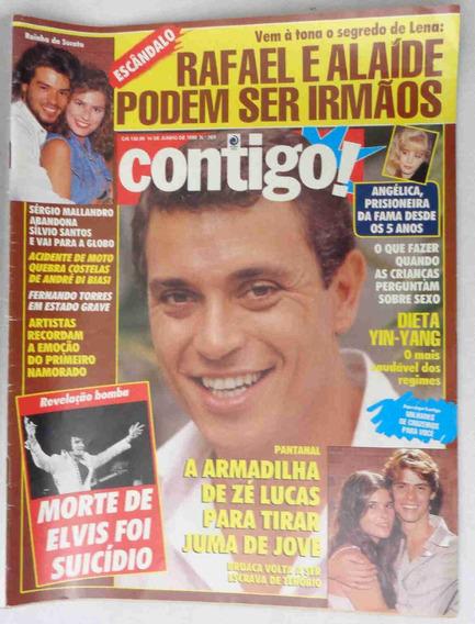 Elvis Presley Revista Contigo Morte De Elvis Foi Suicídio 90