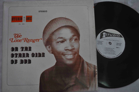 The Lone Ranger, On The Other Side Of Dub, Lp, Disco, Vinil