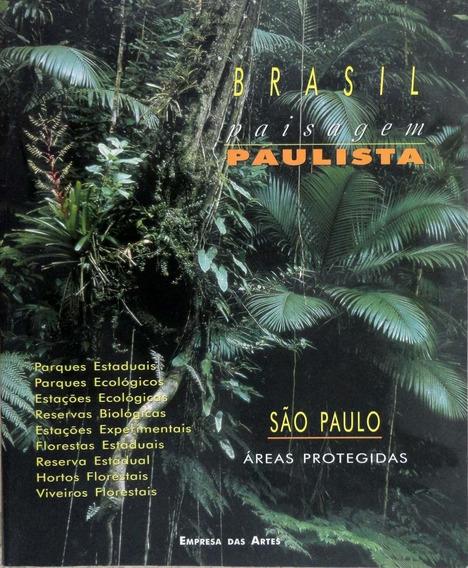 Brasil Paisagem Paulista - São Paulo - Áreas Protegidas