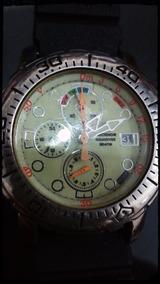 Relógio Technos Aqualand Aquadiver 20 Atm De 1990 - Raro