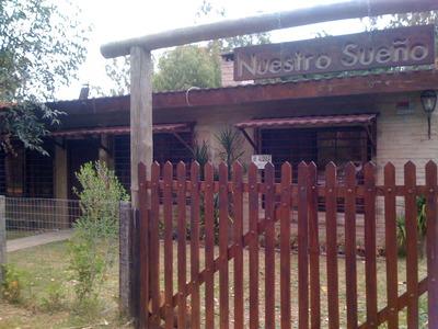 Casa En Alquiler Temporada En Guazú-virá