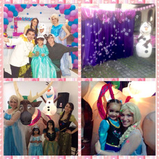 Shows De Superheroes Vengadores Show De Frozen Princesas
