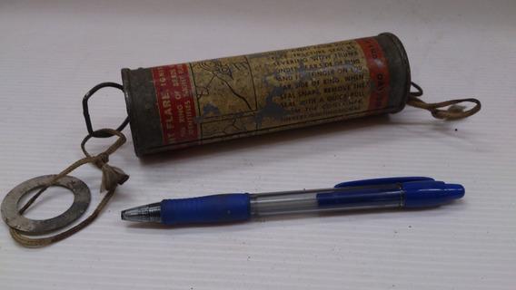 Antigo Sinalizador Com Fumaça E Iluminação Mk 13