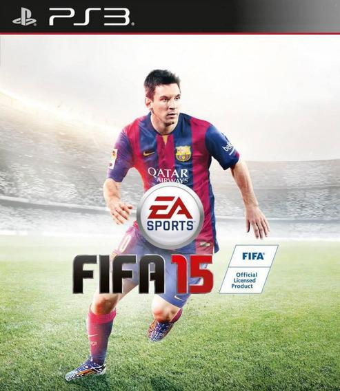Fifa 15 Play 3 , Em Português Codigo Psn !!