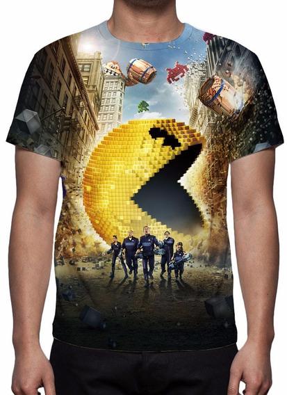 Camiseta Pixels