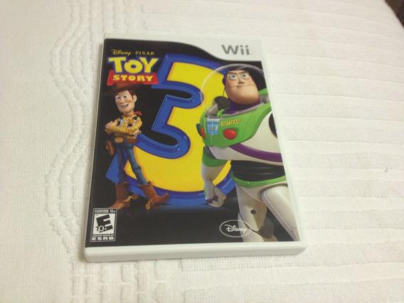 Toy Story 3 ( Nintendo Wii, 2010 )