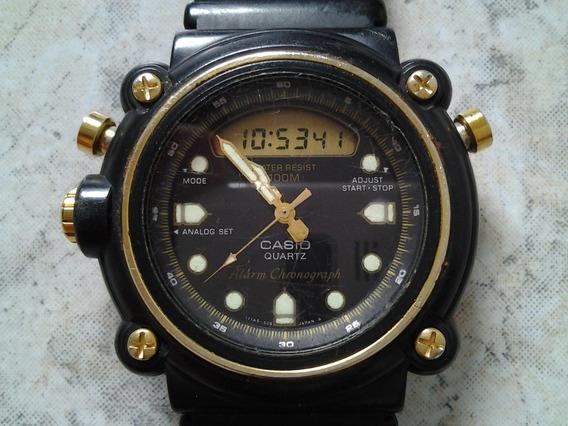 Relógio Casio Aw-302 Anos 80 - Ed. Limitada 364
