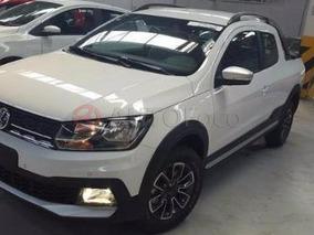 Volkswagen Saveiro Cross 1.6 16v Manual 2017 Plata 0km Vw