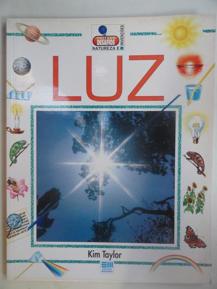 Luz - Coleção Desafios - Natureza E Invenções