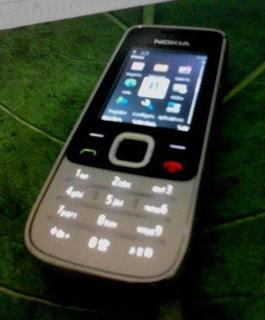Nokia 2730 (original) 3g 2.0pm Sd Radio Facil E Pratico 100%