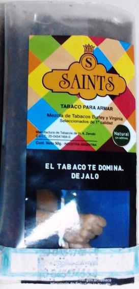 Kit De Tabaco Saints Natural Filtros Ocb Y Papel Ocb