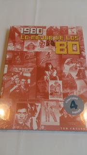 Pack De Colección De 4 Películas Volver Al Futuro, Top Gun..