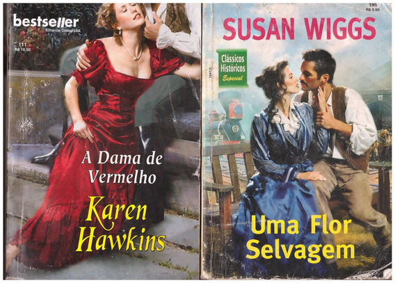 Coleção Livros De Romances Historicos