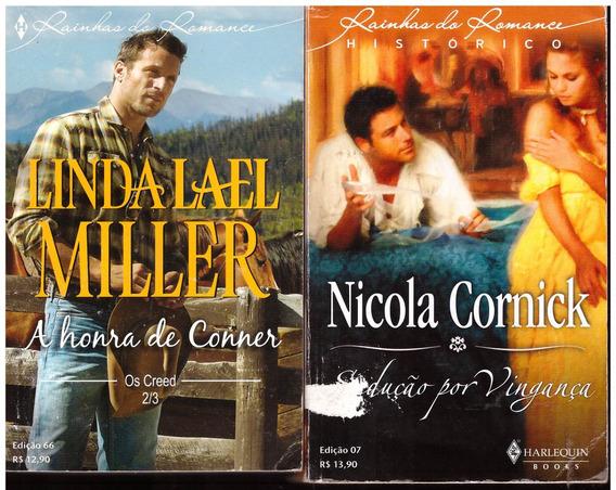 Coleção Livros Rainhas Do Romance