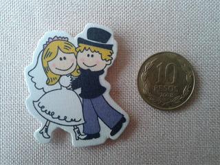 Recuerdos Matrimonios - Aplicaciones/deco $5000.- 48 Unid.