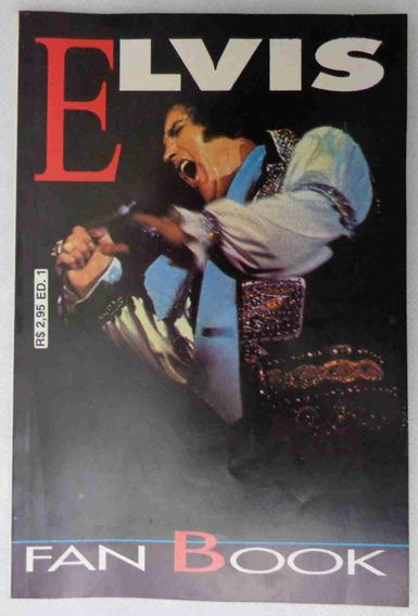 Elvis Presley Revista Fan Book Paulo Cezar Castilho 1994