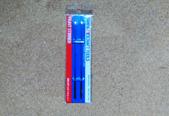 Paint Stirrer Mezcladores By Tamiya Modelismo
