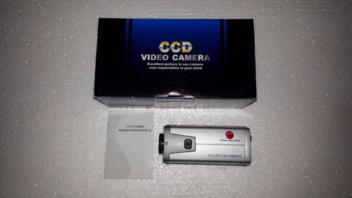 Imagen 1 de 1 de Cámara De Video Ccd