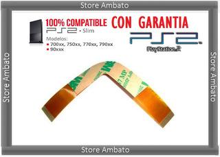 Cable Flex Para Ps2 Slim Originales Garantia 100%