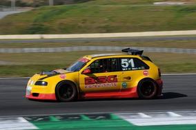 Carro Corrida Gol Cat. Turismo B - Campeão Paulista 2011