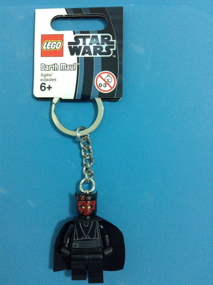 Llavero Lego Darth Maul Star Wars