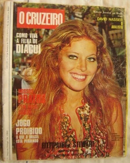 Revista O Cruzeiro Nº -7- Fevereiro -1973 - Rio De Janeiro.