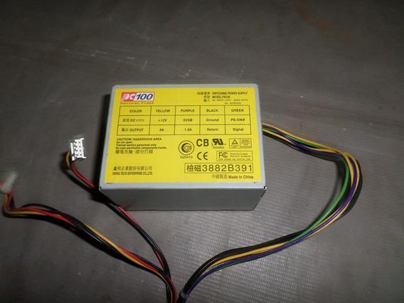 Mini Fonte Para Micro Compaq Pc100