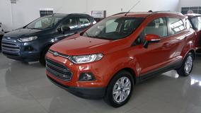 Ford Ecosport Titanium 1.6 Linea Nueva Entrega Inmediata