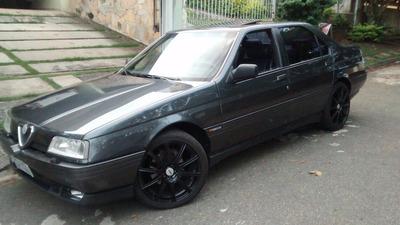 Alfa Romeu 164 12v 1995 Antigo, Colecionador Muito Novo