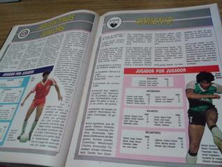 El Gráfico 3542 D- Guia Del Futbol / Juegos Panamericanos