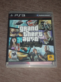 Gta Episodes From Liberty City ( Playstation 3 )