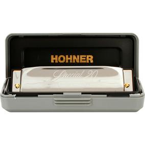 Gaita Harmônica Special 20 - 560/20 C (dó) - Hohner
