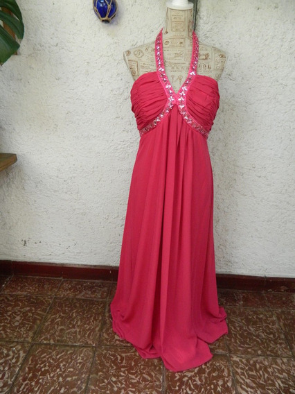 Vestido Fiesta Nº48 Elegante /tallas S - M
